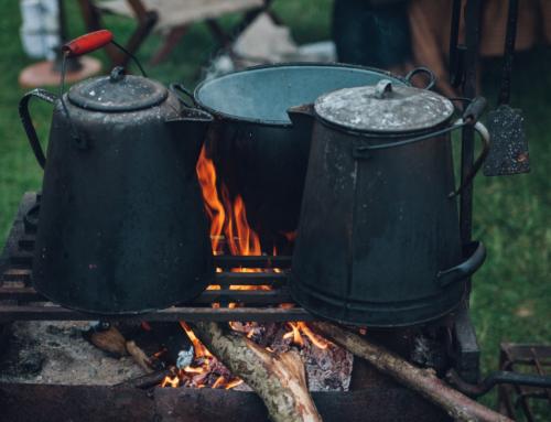 Bien cuisiner au camping