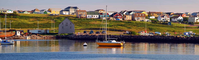 camping Saint-Pierre-et-Miquelon