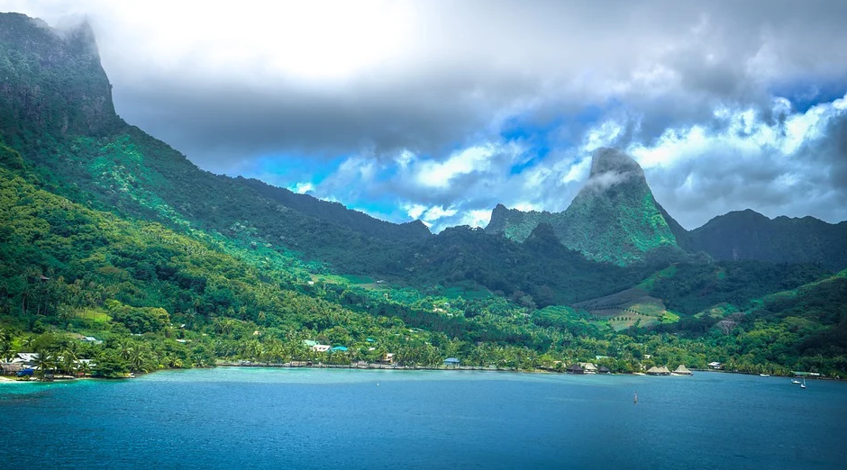 camping Polynésie française