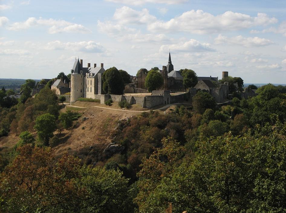 camping Mayenne