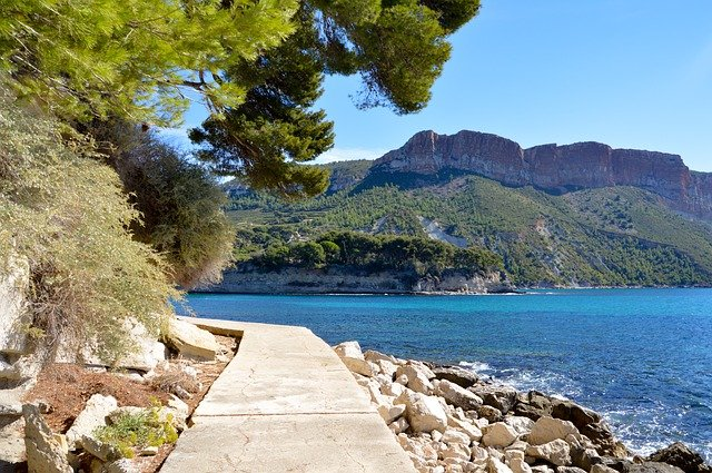 camping Cassis